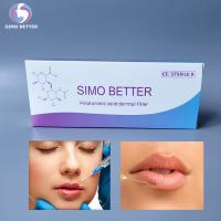 Wholesale Injectable Facial Dermal Hyaluronic Acid Fillers from china suppliers