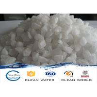 Wholesale Flocculant white granular alluminium sulphate for industrial wastewater treatment from china suppliers