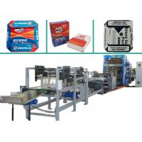 China Automatic Heavy Products Bottom Seal Bag Making Machine With 4 Colors Printing for other bags on sale