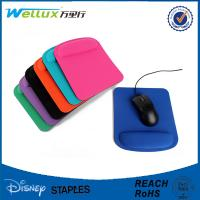 China Mouse Pads With Gel Wrist Support on sale