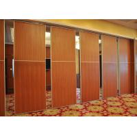 Wholesale Red Fireproof Partition Wall Acoustic Diffuser Panels For Exhibition Halls from china suppliers