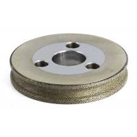 China Sintering Diamond Rotary Dresser For Crankshaft, Valve Body / Piston Ring / Valve Parts on sale