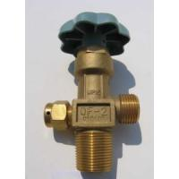 Wholesale Brass Oxygen Gas Valve for Gas Cylinder (QF-2) from china suppliers