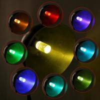 Buy cheap 3W E27 RGB Crystal LED Bulb Christmas Lights from wholesalers