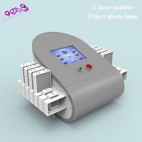 Buy cheap 336 Zerona Diodes Laser Liposuction Machines For Slimming , Lipolaser Body from wholesalers