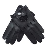 Buy cheap Fashion Lined Driving Gloves , Customized Leather Motorcycle Gloves from wholesalers