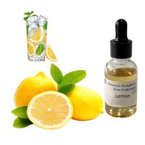 China Embedded Natural Lemon Flavor Oil Soluble For Beverages Bakery Food Grade on sale