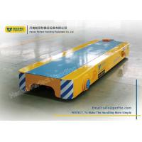 Wholesale Push Transfer Car Material Transfer Cart Rail For Low Voltage Assembly Line from china suppliers