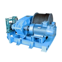 Wholesale 10t Construction Site Cable Pulling Electric Pulley Winch from china suppliers