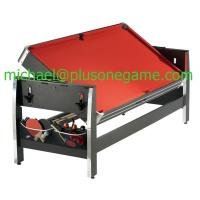"Wholesale Manufacturer 84"" Swivel Table 3 In 1 Combination Game Table Air Hockey Pool Table Tennis Table from china suppliers"