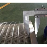 China High-tech colored 600mm Stainless Steel Screen Basket for Pulp Industry on sale