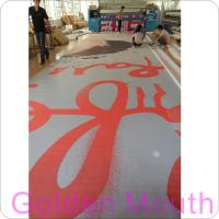 China Large Format Inkjet Outdoor Banners Printing on sale