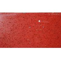 Buy cheap red star Quartz Stone kitchen worktops from Wholesalers