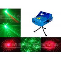 Wholesale Mini Red green Moving Party Stage Effect Laser Lighting Projector from china suppliers