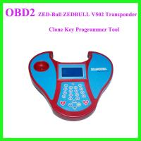 Wholesale ZED-Bull ZEDBULL V502 Transponder Clone Key Programmer Tool from china suppliers
