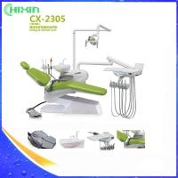 Wholesale Noiseless Integral Dental Unit Chair CE Approved Electric Operation Treatment Machine CX-2305 from china suppliers