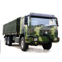 Buy cheap Economic Cargo Truck 25 Tons 6X4 LHD Euro2 290HP with Electric Window Regulator from Wholesalers
