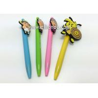 Wholesale Custom and supply cute cartoon ball pen for office school bank promotional gifts from china suppliers