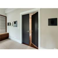 Wholesale Plastic Wood Composite Door MDF Material Finished Surface Interior Position from china suppliers