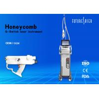 Wholesale 1064nm 532nm  Laser Tattoo Removal Equipment Air And Water Cooling from china suppliers