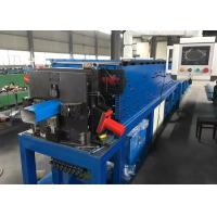 Wholesale Square Rainwater Downspout Roll Forming Machine Integrated With Elbow Device from china suppliers