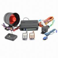 Wholesale Car Security Alarm System with Ultrasonic Sensor and Power Window  from china suppliers