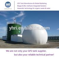 Wholesale Fire Proof Membrane Gas Holder Euro B Standard PVDF / UV Curing Pretreatment from china suppliers