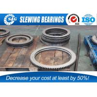Wholesale Rotational Rolling Element Rotek Slewing Ring Slow Oscillating Load from china suppliers