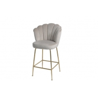 Wholesale Nordic Style Modern 52x58x110cm Velvet Dining Room Chairs from china suppliers
