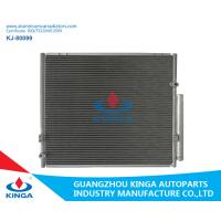Buy cheap Toyota Air Conditioner Condenser For Fortuner 2005 - 2015 Core Size 645 * 528 * from wholesalers