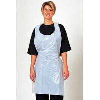 Buy cheap High quality disposable PE plastic apron from Wholesalers