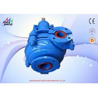 China Chrome Alloy Impeller High Head Slurry Pump With Electric / Diesel  Motor on sale