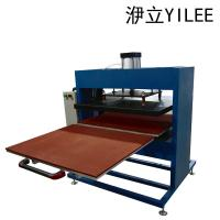 China heat transfer press sublimation print parts machine t shirt 80*100 automatic in Japan on sale