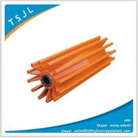 Wholesale Belt Conveyor Wing Pulleys/bend pulley from china suppliers