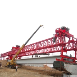Wholesale ASAP Steel Concrete Box Bridge Girder Launcher Crane from china suppliers