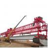 Buy cheap ASAP Steel Concrete Box Bridge Girder Launcher Crane from wholesalers