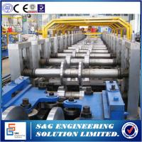 China Industrial Roofing Galvanised Steel Purlins 1.4mm / 1.6mm / 200mm Z girts on sale