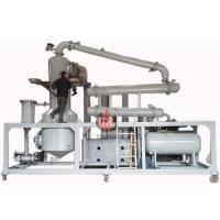Wholesale High Recycling Rate Vacuum Distillation Equipment For SN150 Base Oil SGS Certified from china suppliers