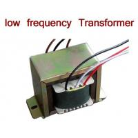 China 208V AC Low Power Transformer , Flyback Wire Low Frequency Current Transformer on sale