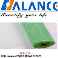 Wholesale flower wrapping mesh from china suppliers