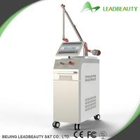 Wholesale 1500MJ 1064/532nm tattoo removal q switch nd yag laser equipment from china suppliers