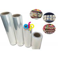 Wholesale Cookie Packing Polyolefin Shrink Film High Transparency Fine Luster from china suppliers