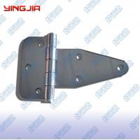 Wholesale 01210  Polished and electrophoresis stainless steel truck toolbox hinge from china suppliers
