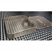Wholesale Stainless Steel Wire Mesh Tray ,Stainless steel instrument trays, For instruments Washing, Disinfections, Sterilization from china suppliers