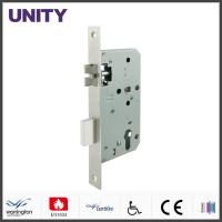 China Fire Test Electromagnetic Door Lock , Mortice Euro Cylinder Lock MD7240 on sale