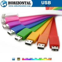 Wholesale Bulk Cheap Silicon 8GB USB Flash Drives 4GB Silicon USB Bracelet/Wristband USB from china suppliers