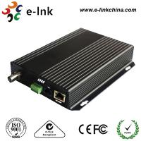 Wholesale 10 / 100M CCTV Fiber Optic Converter , CCTV To Ip Camera Ethernet Converter from china suppliers
