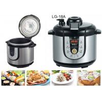 Wholesale 5 Litre All In One Pressure Cooker Slow Cooker 10 QT Temperature Adjustable from china suppliers
