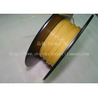 Wholesale 1.75mm PVA 3d Printer Filament , water soluble 3d printing material from china suppliers