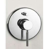 Wholesale Single Handle Bath Shower Mixer Taps , Thermostatic Shower Valve With Diverter from china suppliers